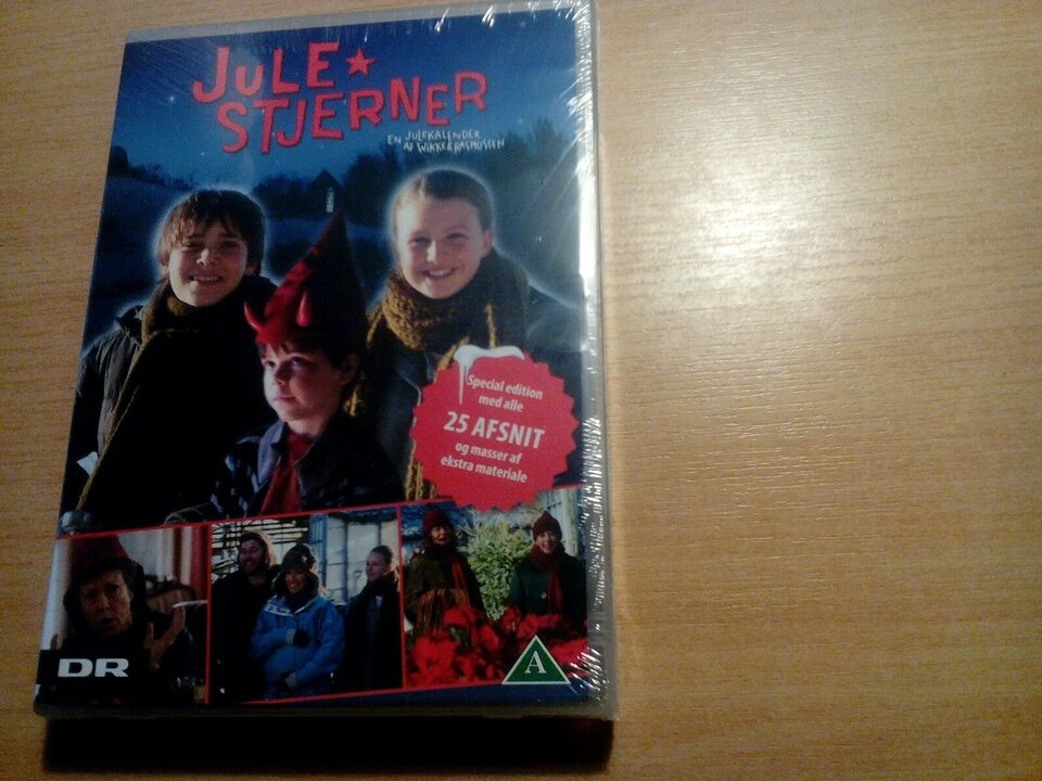 Jule stjerner, DVD, andet