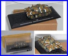 T-54 CZECH ARMY 1978 Die Cast METAL MODEL Scale 1/72 TANK ALTAYA Rare MINT