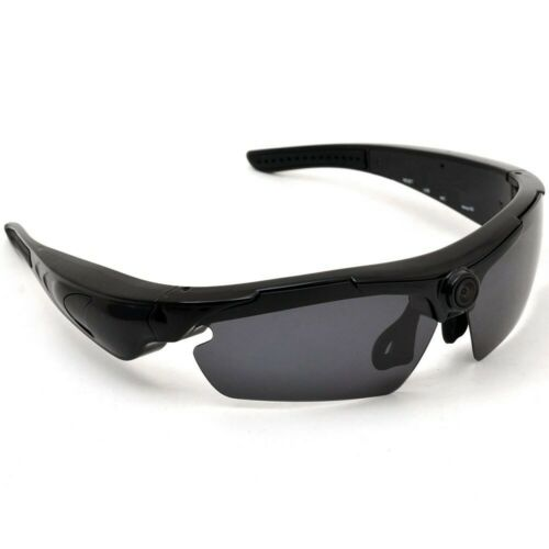 Details about  /HD OPTICAL GLASSES VIDEO CAMERA SPECTACLE SUNGLASSES FIRST ANGLE CAMCORDER FRAME