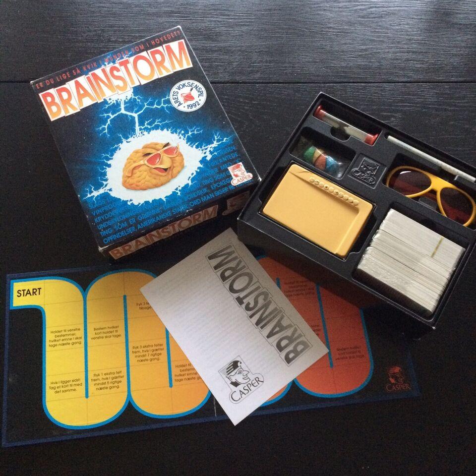 Brainstorm, brætspil