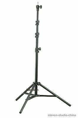 220cm Air Cushioned Light Stand Tripod for photo video studio lighting support