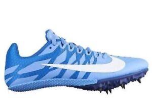 Nike Zoom Rival Women s Running Track Spike Shoes 907565-401 Royal ... c86b8ec87afa