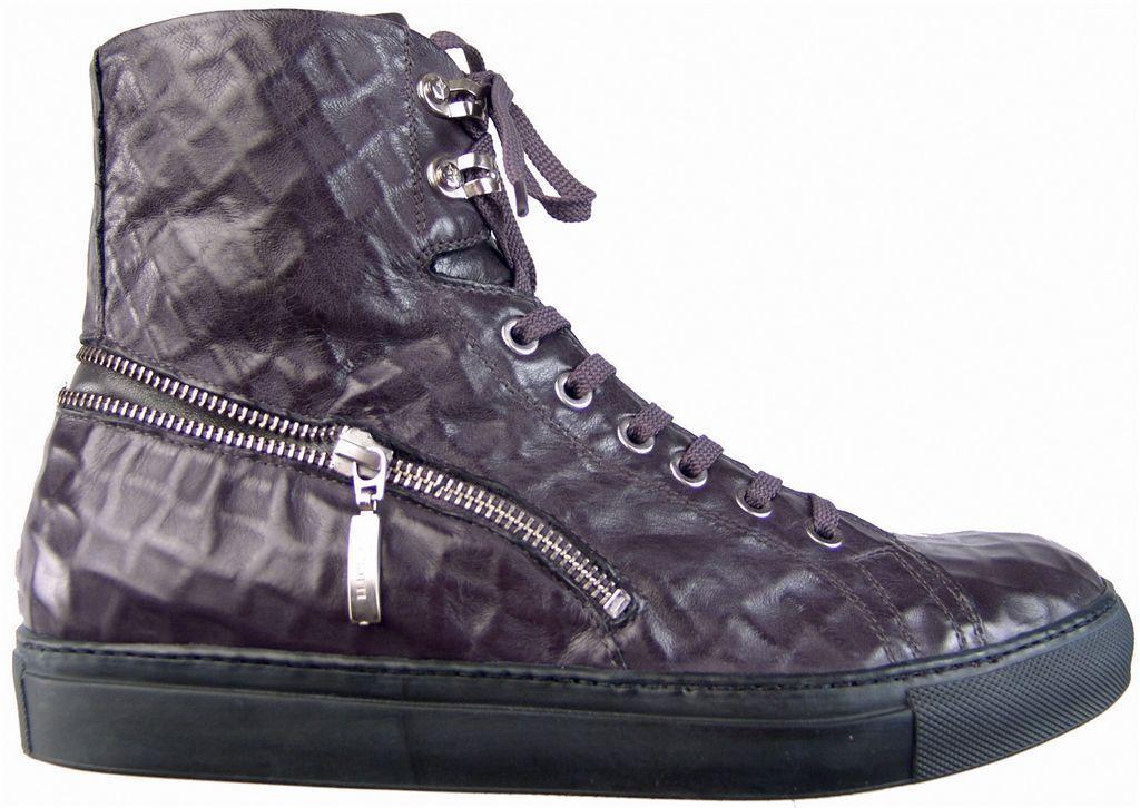 New Authentic  945 Cesare Paciotti US 10.5 Ankle stivali Italian Designer scarpe
