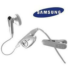 Samsung White Mono Hands-Free Headset for Blackjack T809, SGH-S300M (AEP320SSE)