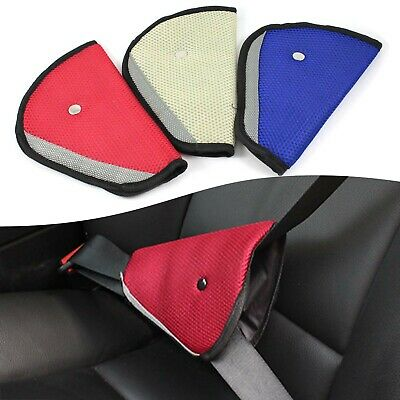 Enjoyable Car Seat Belt Nice Cover For Kids Toddlers Safety Belt Pad Seat Belt Adjuster Ebay Creativecarmelina Interior Chair Design Creativecarmelinacom