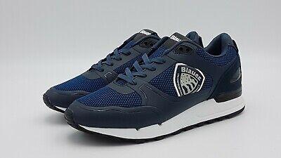 promo code 573b8 bec28 Sneakers Mens Blauer 9 ftyler 01/mes Shoes Autumn Winter 2019 Navy Navy    eBay