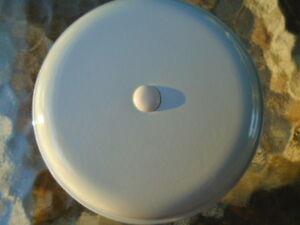 Hampton Bay Ceiling Fan Switch Cap Cover White 3 7 8 Ebay