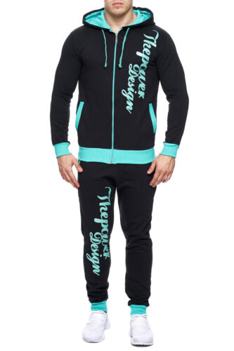 Jogging Suit Sport Suit Tracksuit Fitness Suit Fitness Power Mens