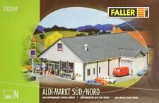 Faller N 232204 ALDI-Markt Süd//Nord NEU//OVP