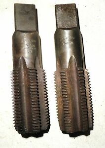 "P/&N Hand tap BSF 1 3//4/"" TPI:7   Bottom //plug"