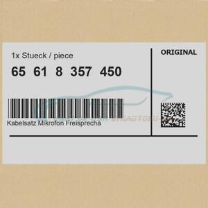 Original-BMW-65618357450-Kabelsatz-Mikrofon-Freisprechanlage-3er