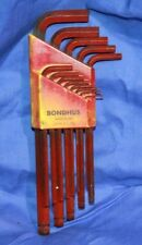 1.5-10mm X-Long Arm Hex BallDriver® L-Wrenches BriteGuard™ Bondhus USA #17099
