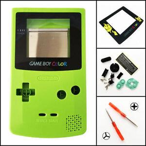 Cheap Sale De-housing Gameboy Color Pikachu New Video Games & Consoles