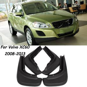 Genuine OEM New Set Splash Guards Mud Guards Mud Flaps FOR 2008-2013 Volvo XC60