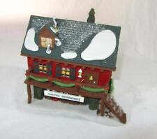 Dept 56 North Pole Series Heritage V Santa's Woodworks