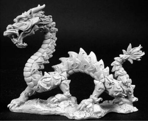 Oriental Dragon 02794 - Dark Heaven Legends - Reaper MiniaturesD&D Wargames