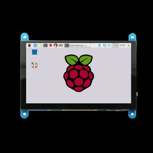 Details about 5 Inch 800x480 Capacitive Touch Screen for Raspberry Pi 2 3  B+ HDMI LCD Display