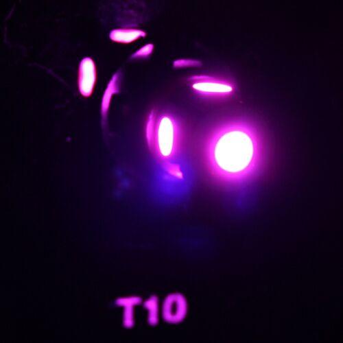 1X E10 12V Schraubsockel EY10 LED SMD Gewinde Lampe Wechselspannung weiß weiss