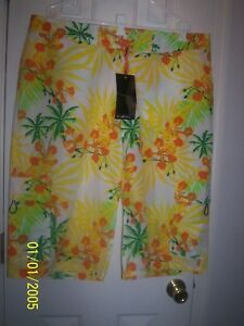 MENS NWT Board Shorts Swim Trunks by 4FATHERZ