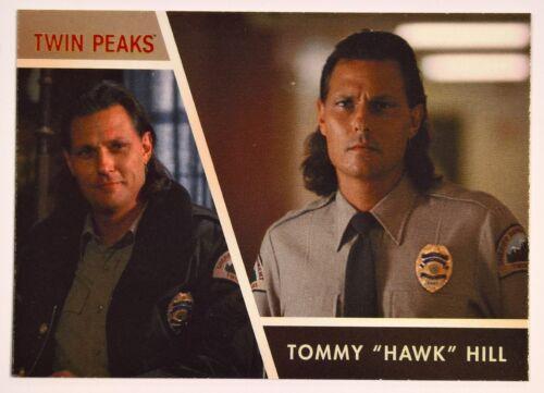 "2018 Rittenhouse Twin Peaks Character Cards Insert Card Tommy /""Hawk/"" Hill CC10"