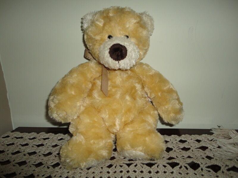Aurora UK Handmade Teddy Bear 11 Inch Gorgeous