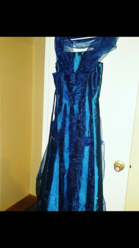 ball gown prom dresses - image 1