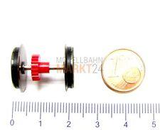 Ersatz-Radsatz z.B. für ROCO DB Ellok BR 110 1:87 Spur H0 - NEU