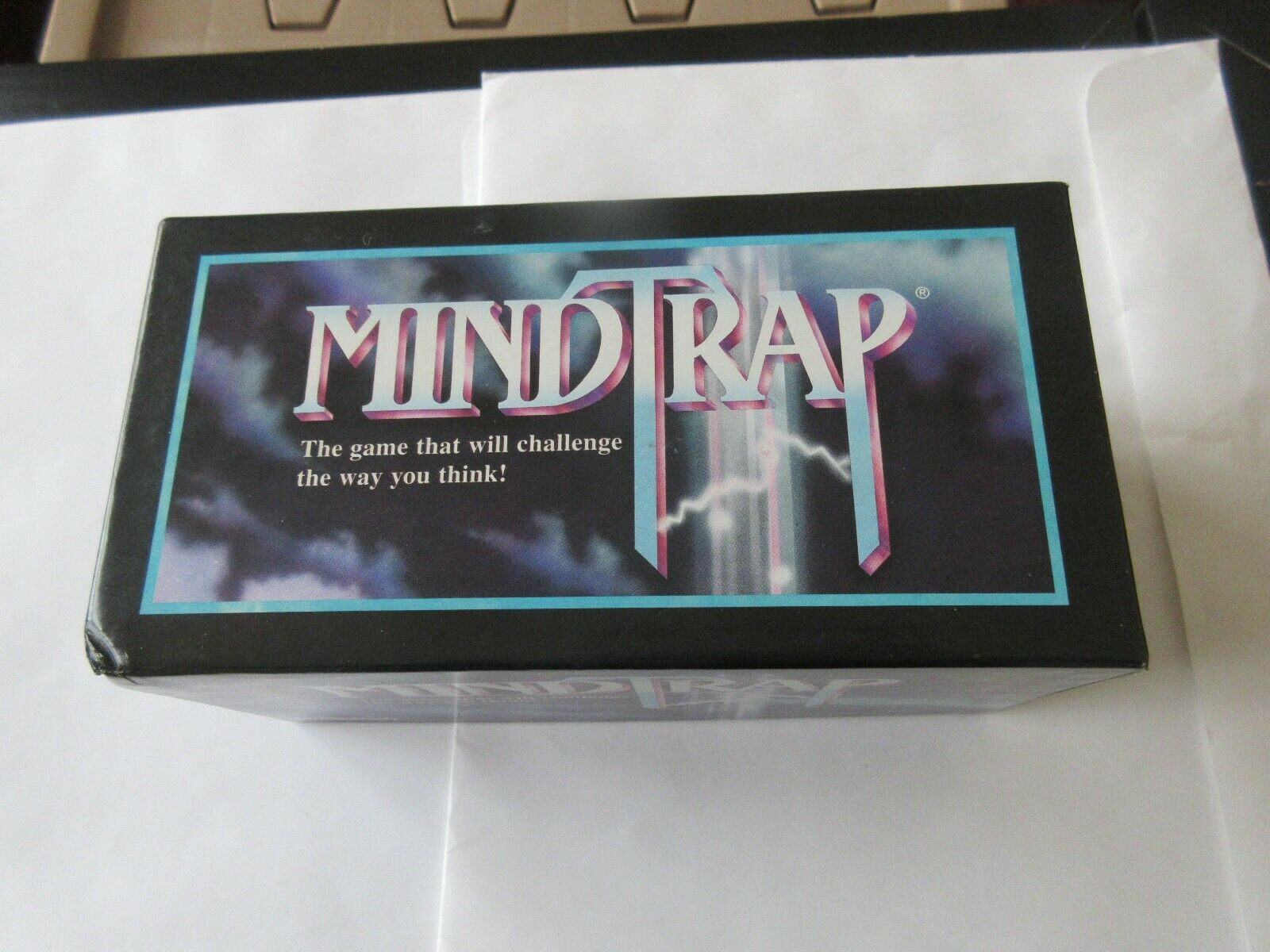 MindTrap , The Game THat Will Challange The Way You Thi