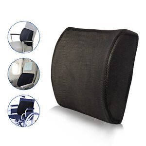 Memory Foam Lumbar Back Support Relax Cushion Pillow For Car Auto Driving Home 6263943380538