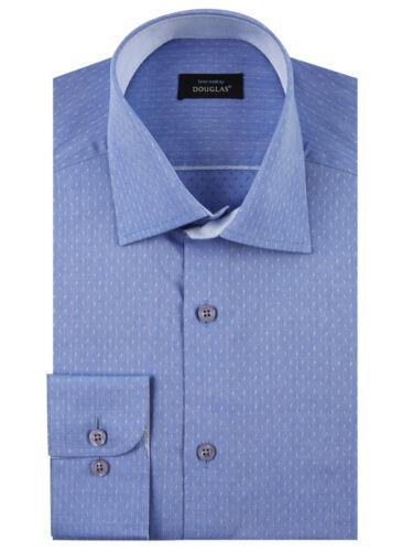 Formal 17 Douglas® blue Shirt New Jacquard Aw17 5