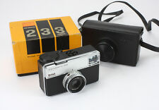 KODAK INSTAMATIC 233, MADE IN ENGLAND, BOXED/cks/194051