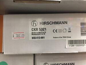 Hirschmann-Einzelmultischalter-CKR-5321-5-Kabel