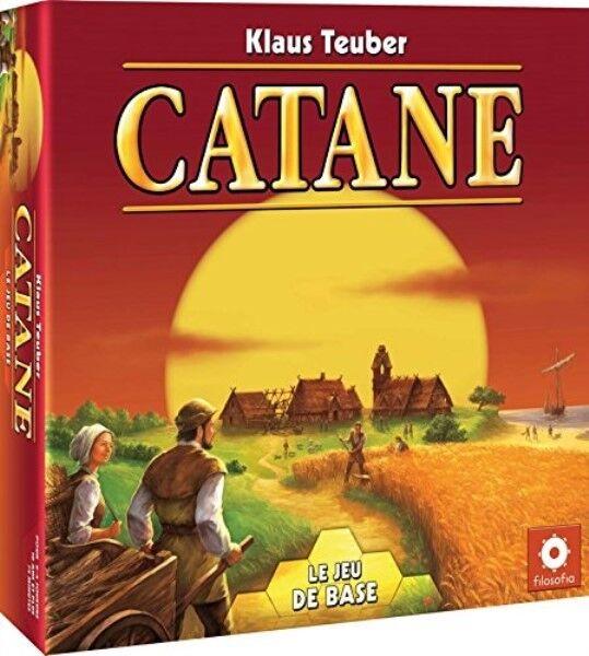 Catane Jeu de base base base Neuf jeu de société, stratégie, Catan, français 3a6667