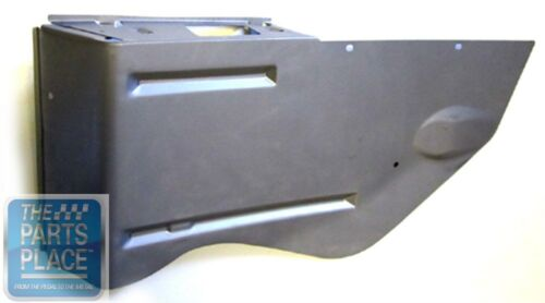 68-69 Camaro Firebird Lower Convertible Rear Small Arm Rest Ash Tray Panel RH