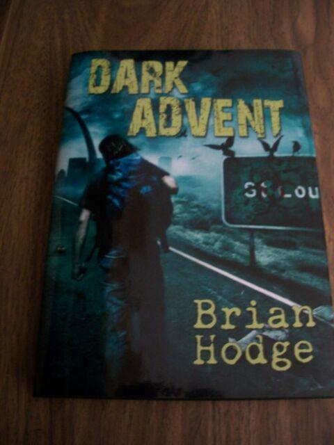 Dark Advent by Brian Hodge, Ltd Ed. Signedt  Cemetery Dance, 2015