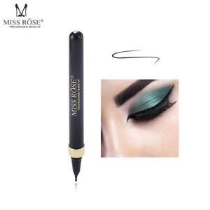 MISS-ROSE-Black-Waterproof-Rounded-Nib-Eyeliner-Pen-Pencil-Makeup-Cosmetic-Kit