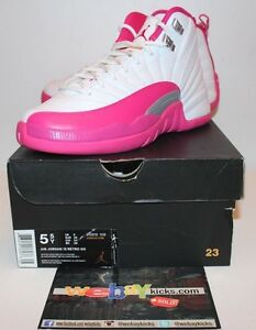 Air Jordan Retro 12 XII Vivid Pink