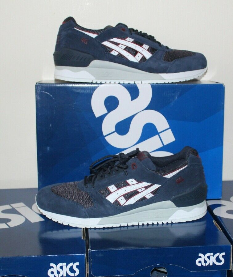 69e547bb72b727 Asics gel India Ink white HN6A1 5001 respector ndkyii100-Athletic ...
