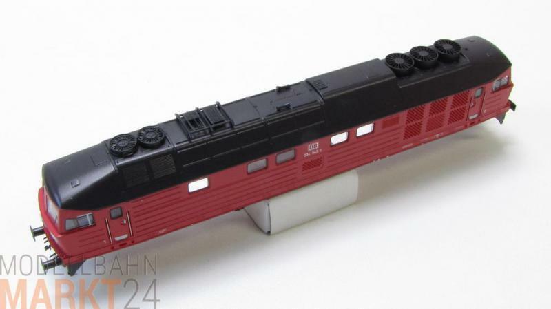 Chassis di ricambio DB AG 234 545-2 ad esempio per Roco DIESEL BR 234 traccia TT-NUOVO