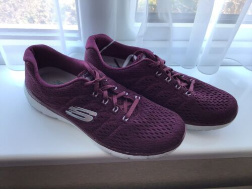 Color 7 Wine 0 3 Skechers Sattellites Flex Appeal Taille qw8yvY1