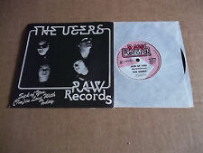 """the Users – Sick Of You/(I'm) In Love With Today orig UK 7"""" Punk NM"""
