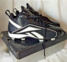 b389a2c619e5 item 1 New Reebok 18-155716 Vero FL MR9 Mid II Baseball Shoes Cleats Black  Mens 7.5 -New Reebok 18-155716 Vero FL MR9 Mid II Baseball Shoes Cleats  Black ...