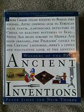 Ancient Inventions Wonders of the Past Greek Roman Aztec Etruscan