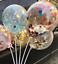 20pcs-12-034-Confetti-Balloon-Birthday-Wedding-Party-Latex-Helium-Balloons miniature 3
