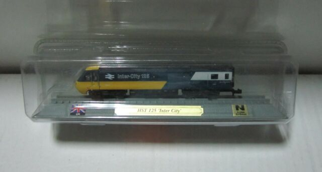 LOC011 -HST 125 'INTER CITY'  - LOCOMOTORA DE COLECCION - DEL PRADO