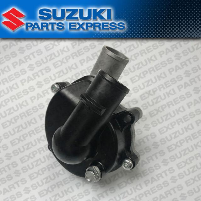 2008 Suzuki Gsxr600 GSXR 750 OEM Engine Water Coolant Pump 17400-01h10