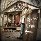Kuntry Livin' by Big Smo (CD, 2014, Elektra (Label))