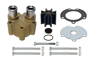 Sea Water Pump Kit with Housing for Mercruiser Inboard /&Bravo 46-807151A14