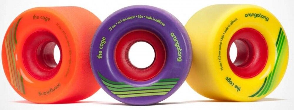 Orangatang the Cage -  73mm 83a Purple  save up to 70% discount