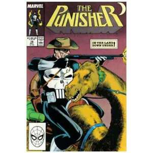 Punisher-1987-series-19-in-Very-Fine-condition-Marvel-comics-7d